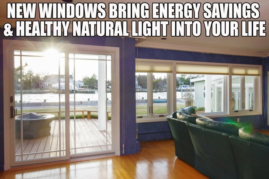 Replacement Windows Save Energy, Add Light