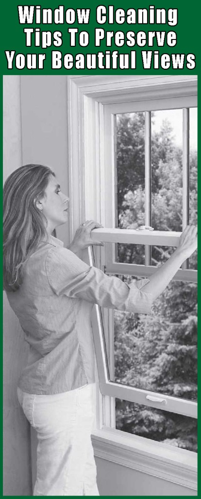 Long Island Replacement Window Cleaning Tips