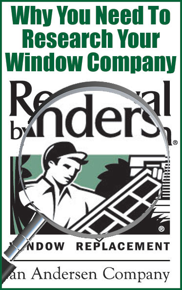 Long Island Replacement Window Research