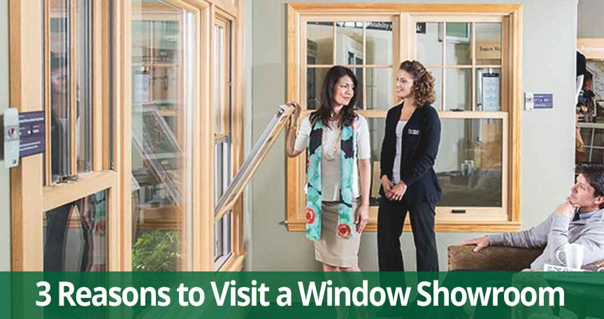 3 Reasons to Visit Your Renewal by Andersen Window Showroom