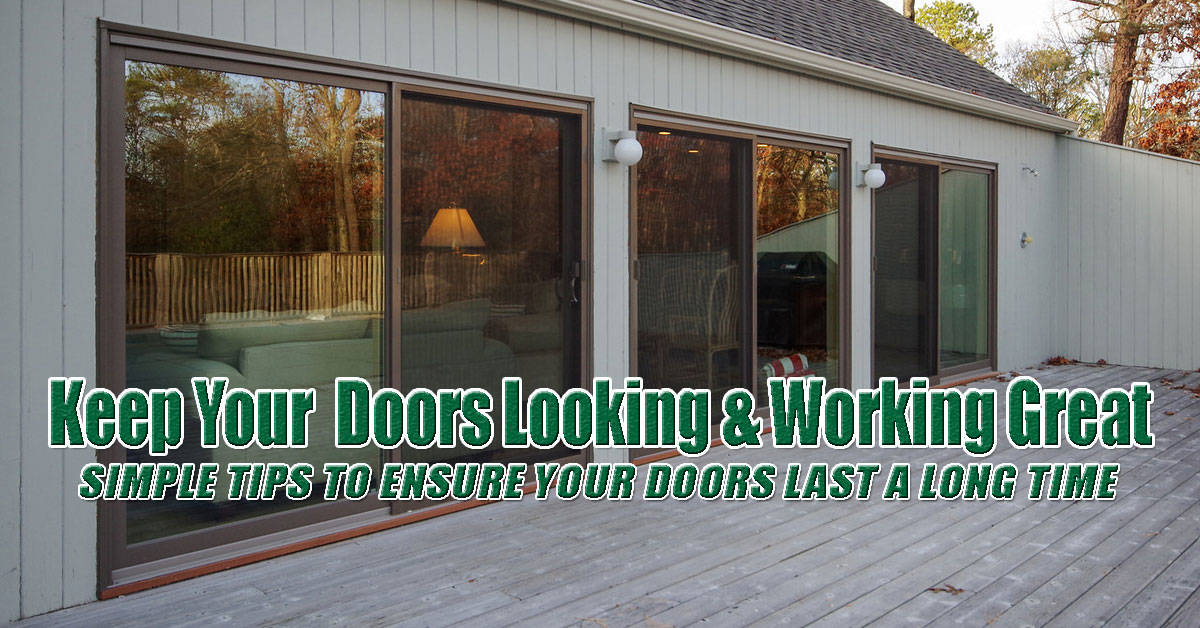 Long Island Patio Doors