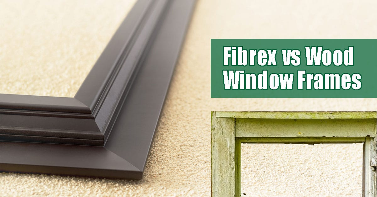 Should You Buy Wood or Fibrex Composite Replacement Windows for Your Long Island Home?
