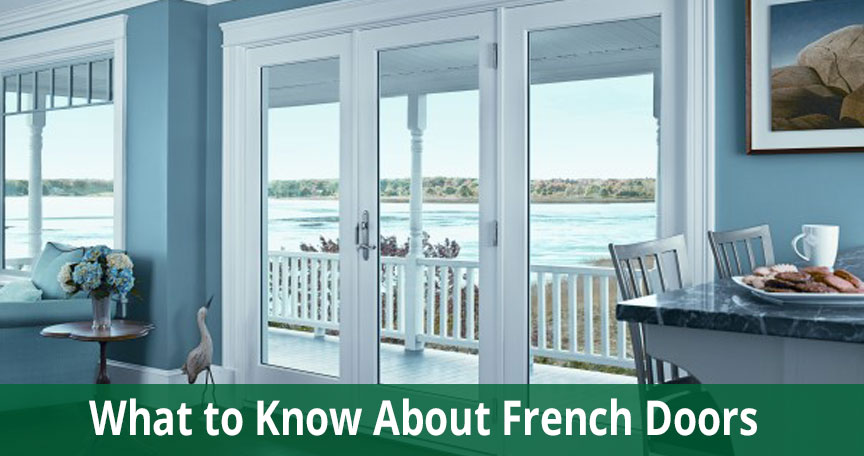 Everything You Need to Know About French Doors