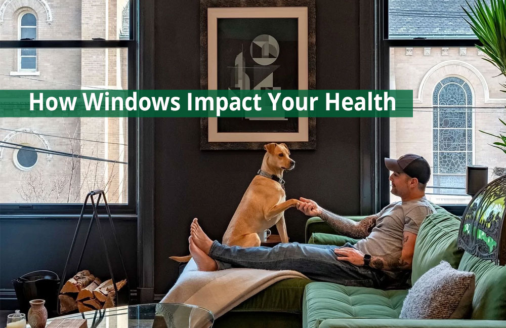 How Your Home's Windows Can Impact Your Health